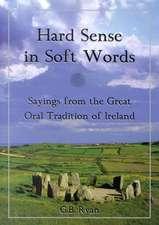 Hard Sense in Soft Words