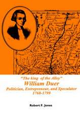 The King of the Alley William Duer