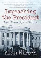Impeaching a President