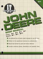 John Deere Shop Manual:  Series A, B, G, H, Models D, M
