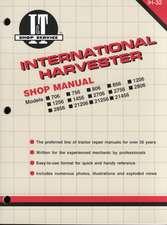 International Harvester Shop Manual Series 706 756 806 856 1206 +