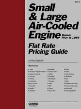 Small & Large Engine Flat Rate
