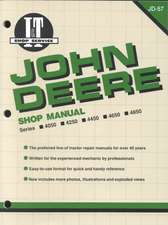 John Deere Shop Manual 4050 4250 4450 4650+