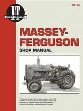 Massey Ferguson Shop Manual Models Mf255 Mf265 Mf270 +