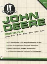 John Deere Shop Manual 655 755 756 855 856&955