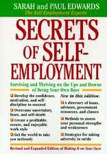 Secrets of Self-Employment