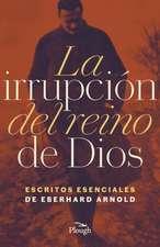 irrupcion del reino de Dios