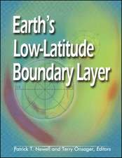 Earth′s Low–Latitude Boundary Layer