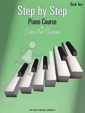 Step by Step Piano Course, Book 2