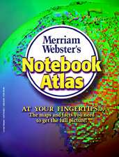 Merriam-Webster's Notebook Atlas