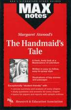 Handmaid's Tale, the (Maxnotes Literature Guides):  Complex Numbers Quadratic Equations, Plane & Solid Geometry, Trigonometry