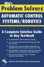 Automatic Control Systems / Robotics Problem Solver