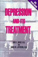 Depression and Its Treatment