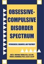 Obssessive-Compulsive Disorder Spectrum