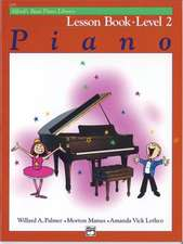 ALFREDS BASIC PIANO COURSE LESSON BOOK 2