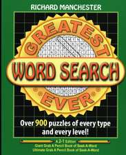 Greatest Word Search Ever