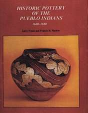 Historic Pottery of the Pueblo Indians