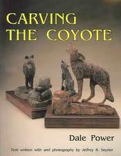 Carving the Coyote
