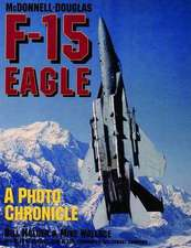McDonnell-Douglas F-15 Eagle