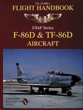 F-86d & TF-86d Flight Handbook