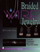 Braided Wire Jewelry with Loretta Henry
