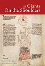 On the Shoulders of Giants:  Essays in Honor of Glenn W. Olsen