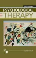 Psychological Therapy