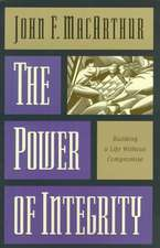Power of Integrity