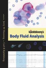 Kjeldsberg¿s Body Fluid Analysis