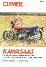 Kawasaki Z & Kz 900-1000 CC Chain & Shaft Drive 1973-1981