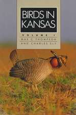 Birds in Kansas:  Volume I
