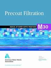 Precoat Filtration (M30):  M30