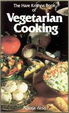 Hare Krishna Book of Vegetarian Cooking