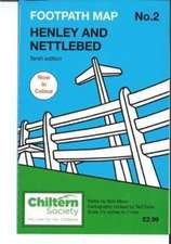 Footpath Map 2. Henley and Nettlebed