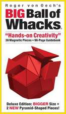 Big Ball of Whacks [With Guidebook and 36 Magnetic Pieces]