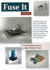 Fuse it: A Continuing Journey in Kiln Worked Glass