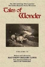 Tales of Wonder, Volume II