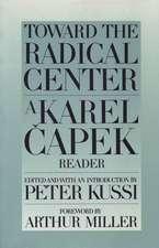 Toward The Radical Centre