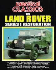 Practical Classics on MGB Restoration:  Road & Track on Jaguar 1968-74