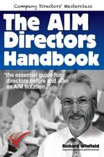 The Aim Directors Handbook