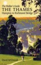McDowall, D: The Thames from Hampton to Richmond Bridge