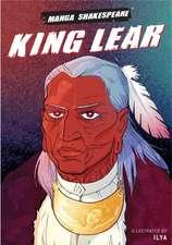 Manga Shakespeare King Lear