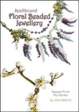 Spellbound Floral Beaded Jewellery