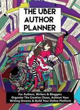 The Uber Author Planner
