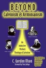 Beyond Calvinism & Arminianism:  An Inductive, Mediate Theology of Salvation