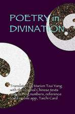 Poetry in Divination