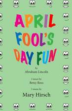 April Fool's Fun