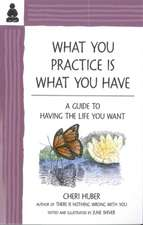 What You Practice Is What You Have: A Guide to Having the Life You Want