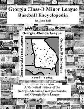 Georgia Class-D Minor League Baseball Encyclopedia:  The Summer of 1923 When Shoeless Joe Jackson Played Baseball in Americus, Georgia