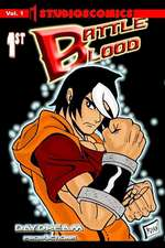 Mstudioscomics Battle Blood Vol. 1